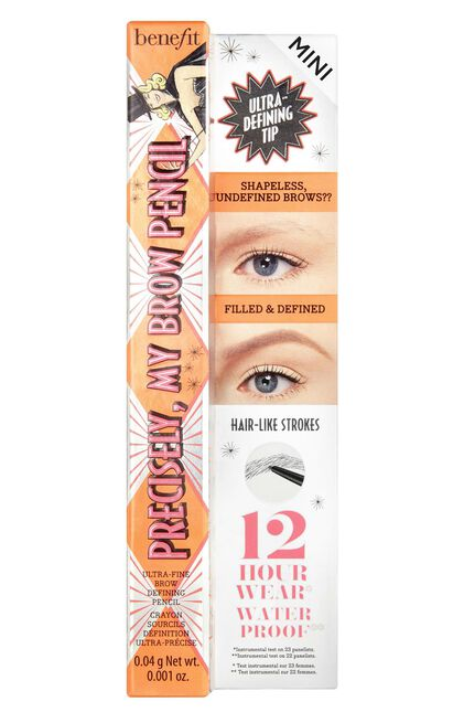 Benefit - Precisely, My Brow Pencil Mini - Shade 4, Brown, hi-res image number null