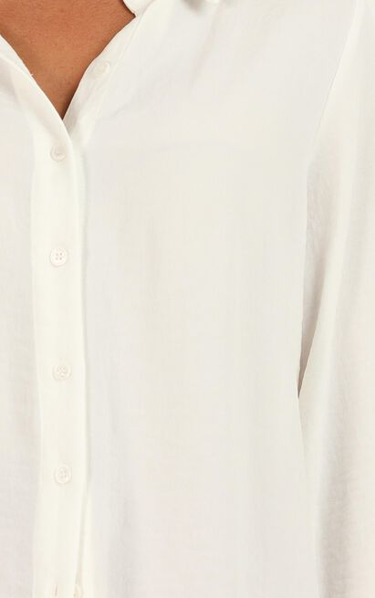 Undelivered Message Top In white - 18 (XXXL), White, hi-res image number null