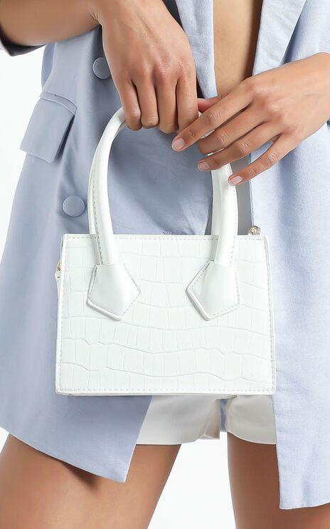Aurelie Bag in White
