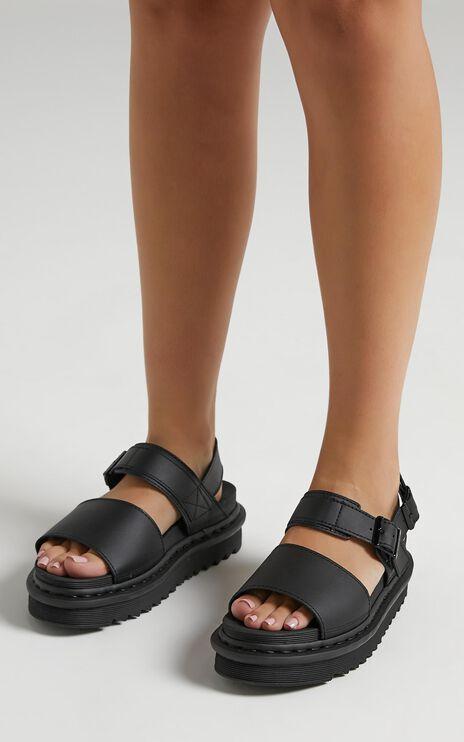 Dr. Martens - Voss Sandal in Black