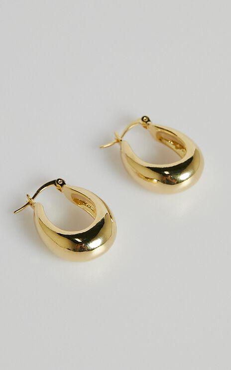 Billini - Esti Gold Plated Earrings