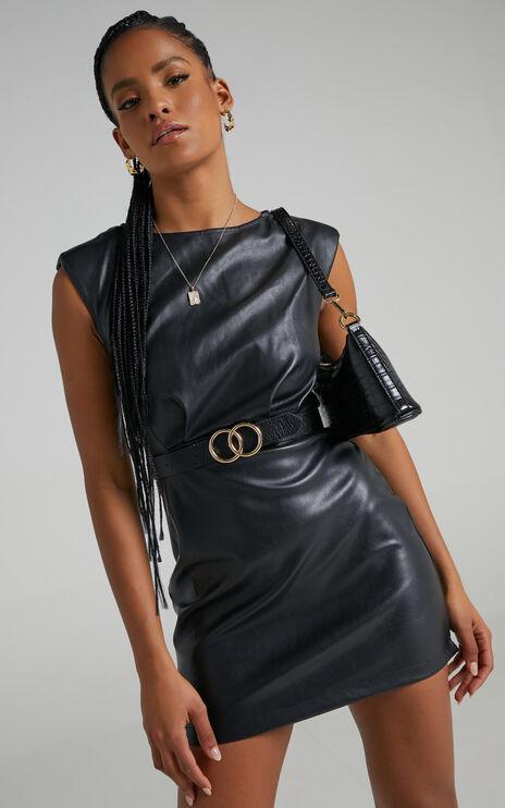 Inkeri Dress in Black
