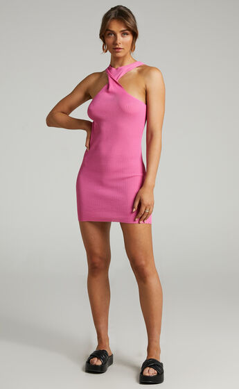 Lioness - Sonny Mini Dress in Pink