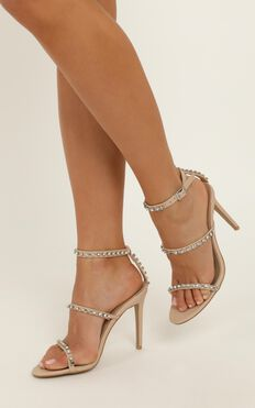 Billini - Talia Heels In Nude