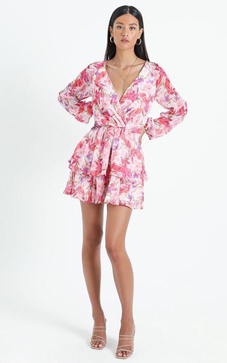 Wigan Dress in Eventful Bloom