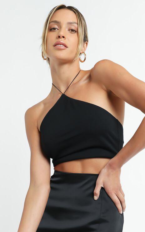 Zehra Top in Black