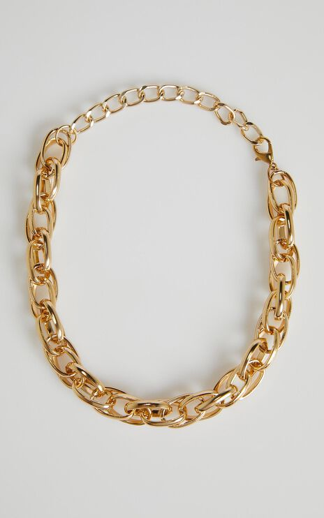 Filipa Necklace in Gold
