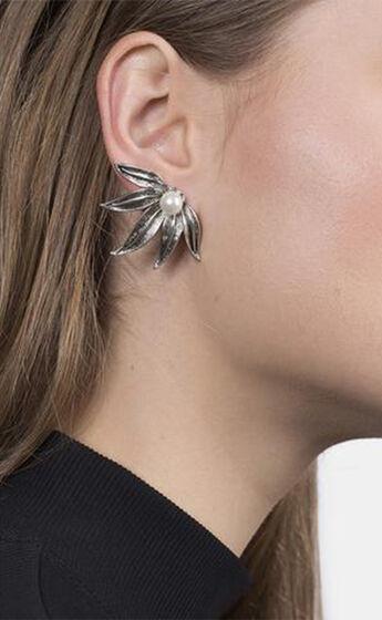 KITTE - ENCORE EARRINGS in Silver