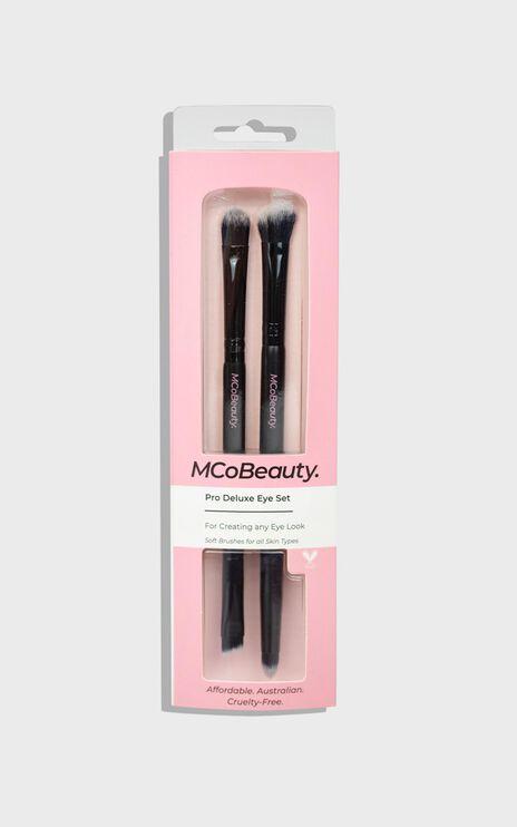 MCoBeauty - Pro Deluxe Eye Set