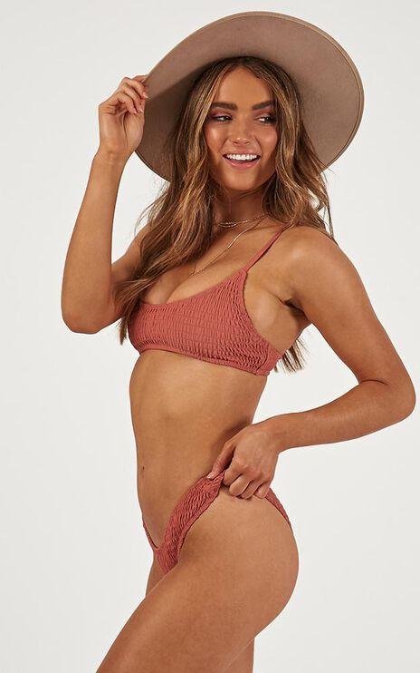 Rory Bikini Top In Brick