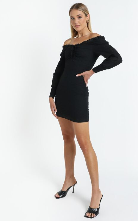 Hammond Dress in Black