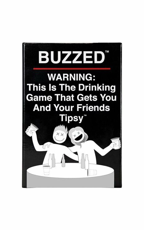 Buzzed Party Card Game
