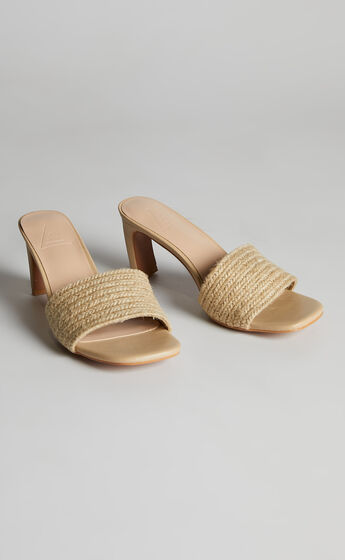 St Sana - Daphne Mules in Natural