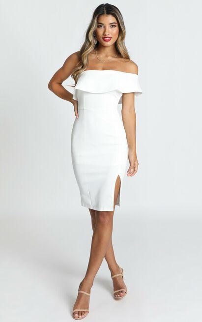 Seven Seas dress in White - 4 (XXS), White, hi-res image number null