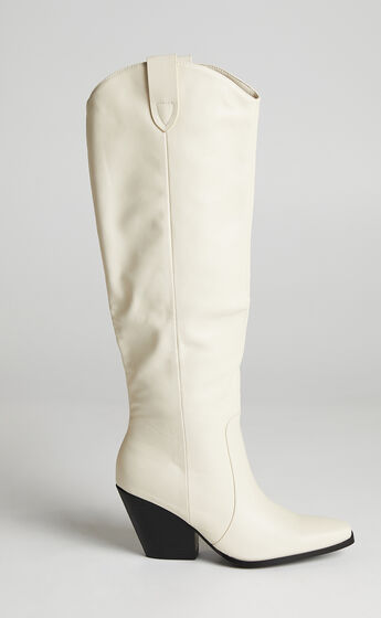 Billini - Cortez Boots in Bone