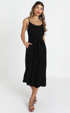 Grand Central Dress In Black