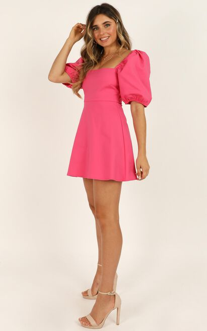 Dolls Baby Dress in hot pink - 20 (XXXXL), Pink, hi-res image number null