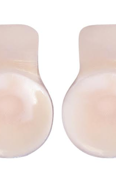 Breast Lifting Reusable Nipple Covers In Nude