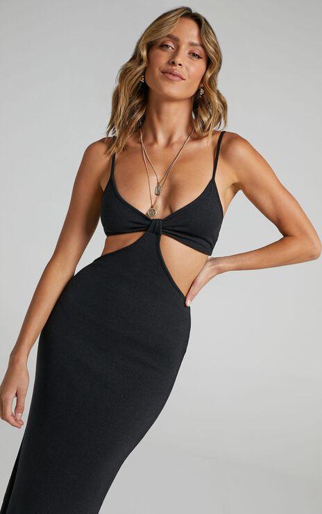 Kessandra Dress in Black