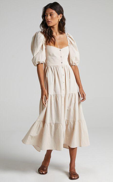 Palmer Dress in Cream