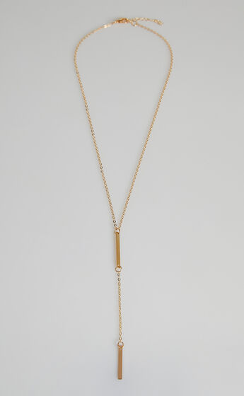 Be With Me necklace in Gold