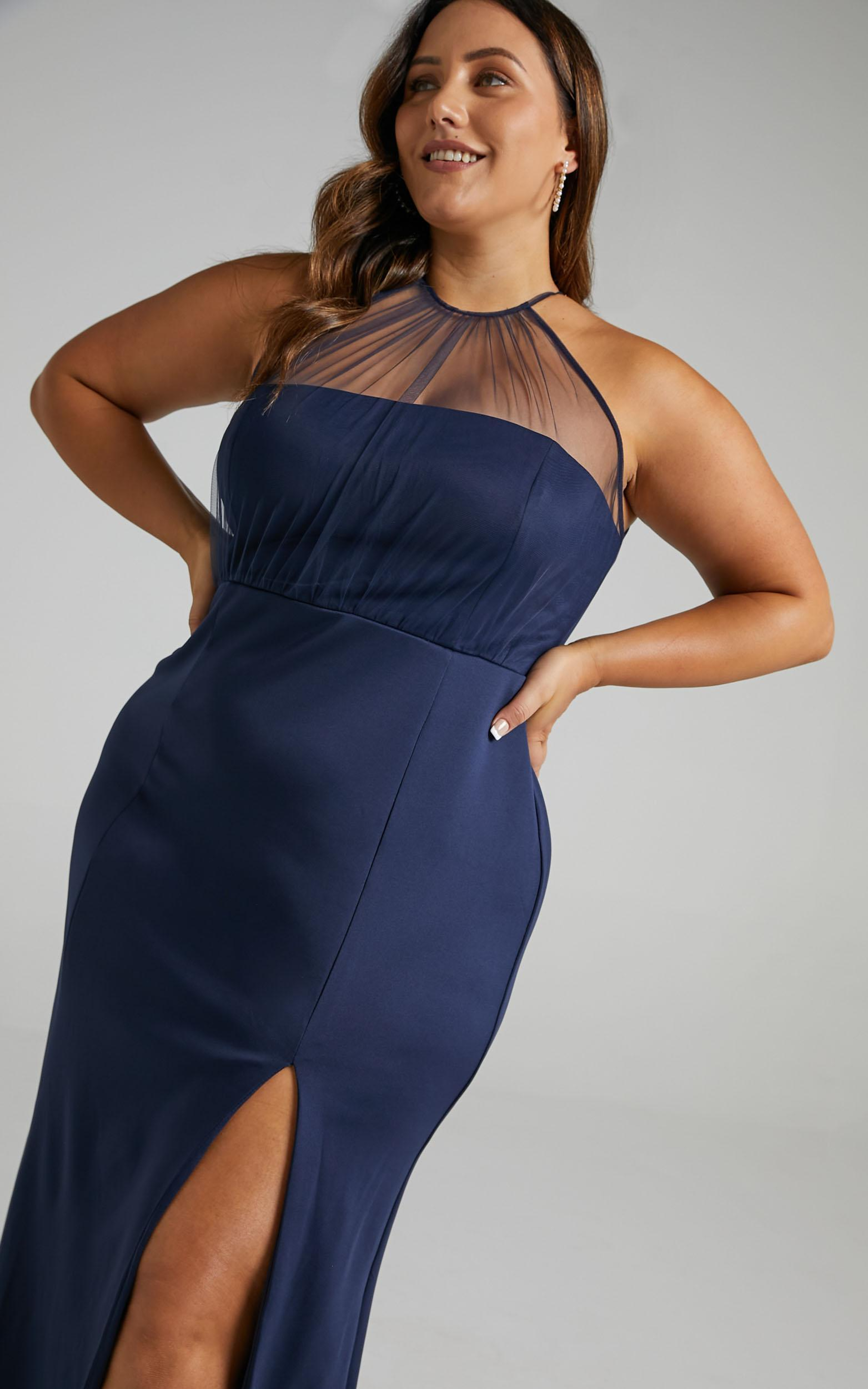 Still Love You Dress in Navy - 20, NVY3, hi-res image number null