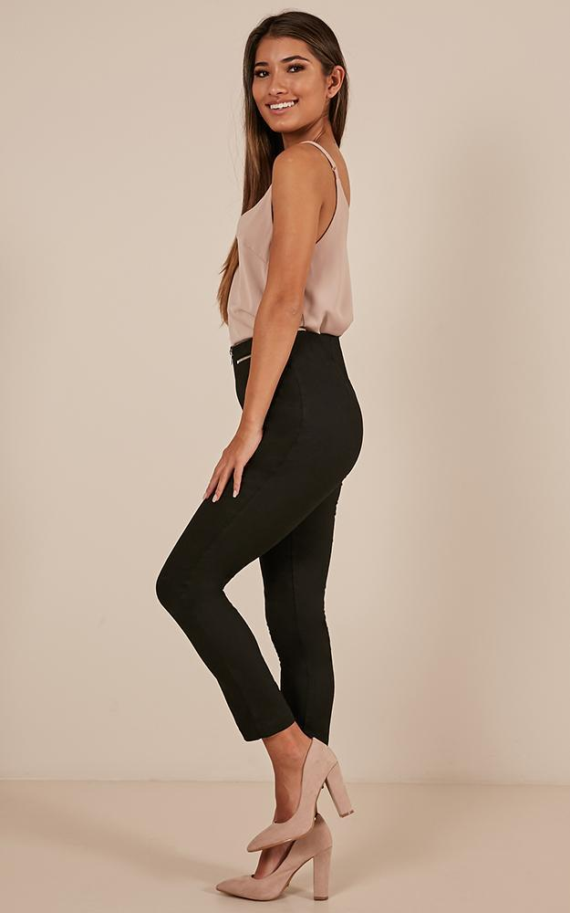Girl Around Town Pants in black - 20 (XXXXL), Black, hi-res image number null