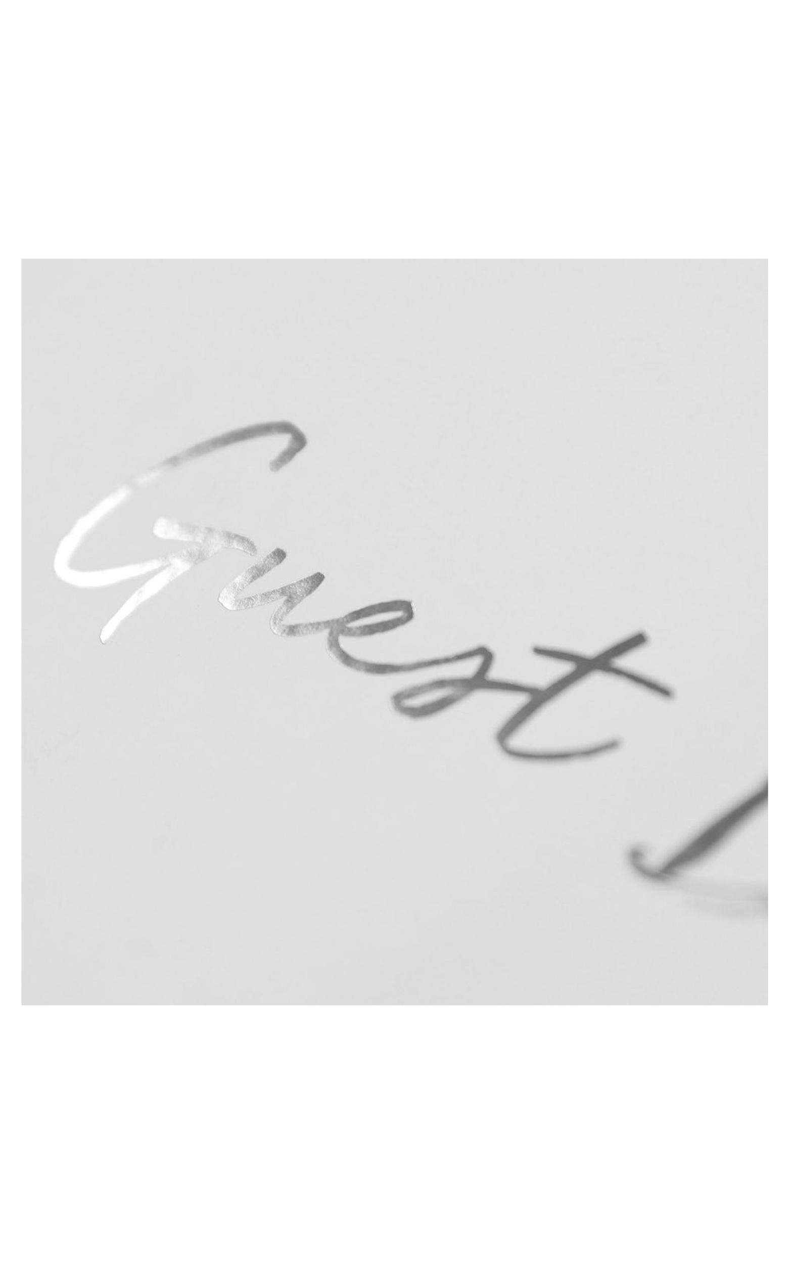 Wedding Guest Book , , hi-res image number null