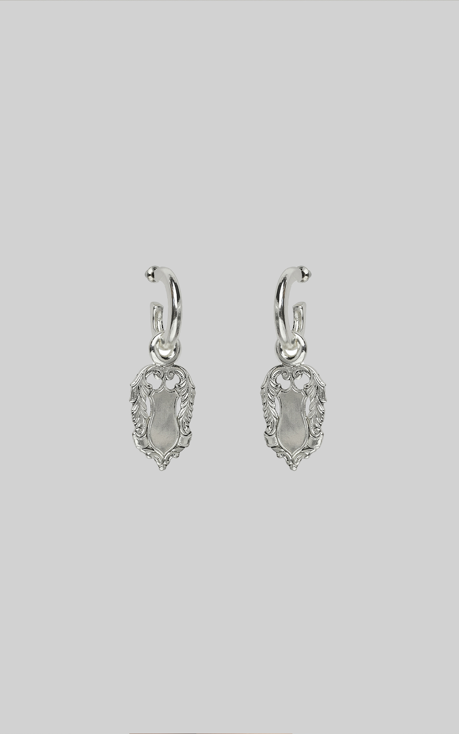 KITTE - AMULET EARRINGS in Silver - NoSize, SLV2, hi-res image number null