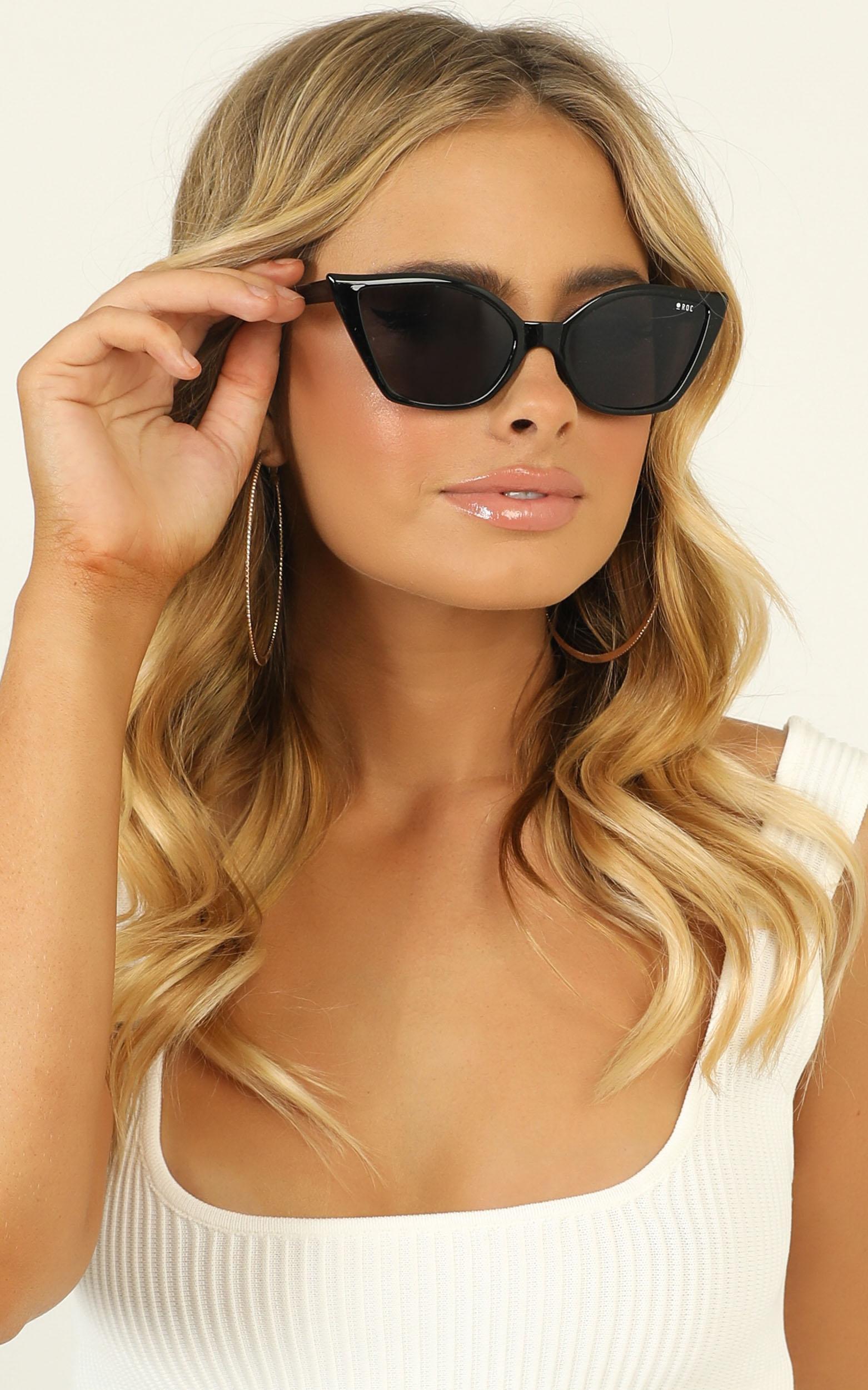 Roc - Gemini Sunglasses In Black, , hi-res image number null