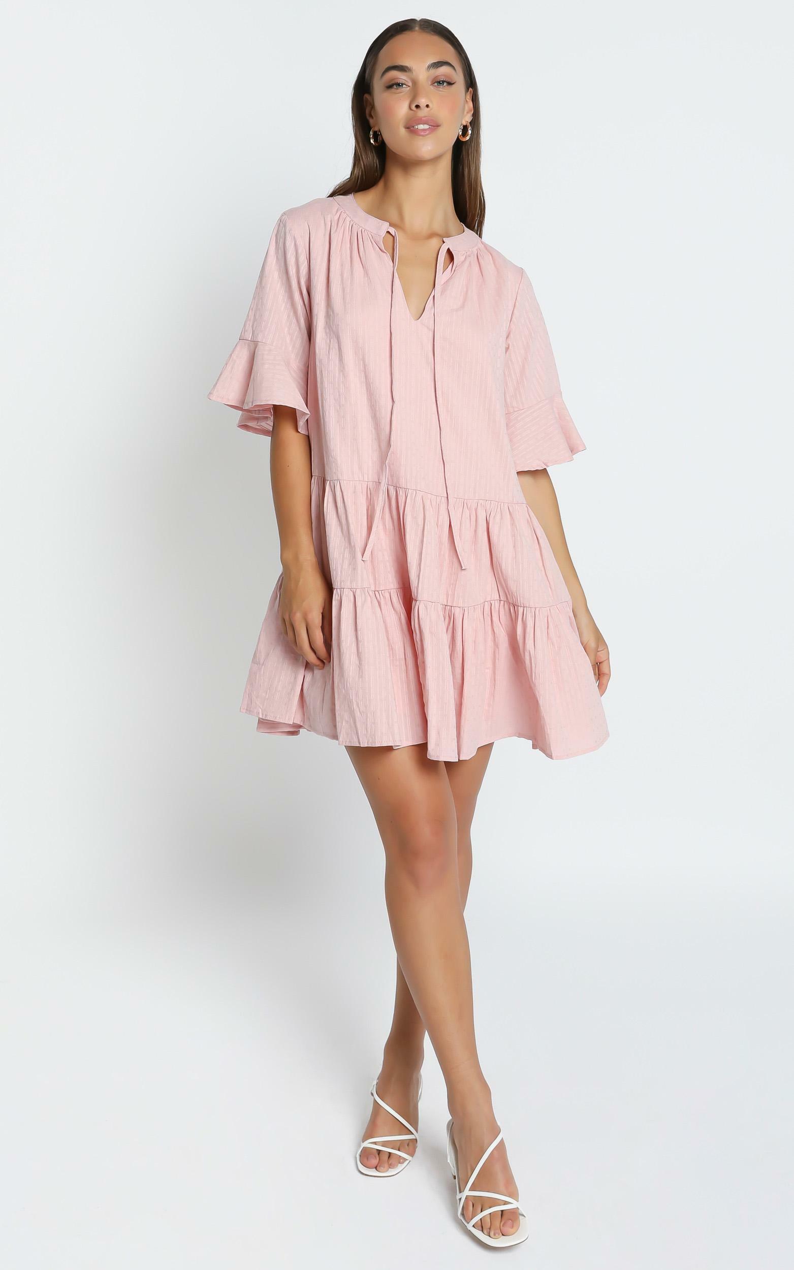 Best Memories Dress in Pink - 06, PNK3, hi-res image number null