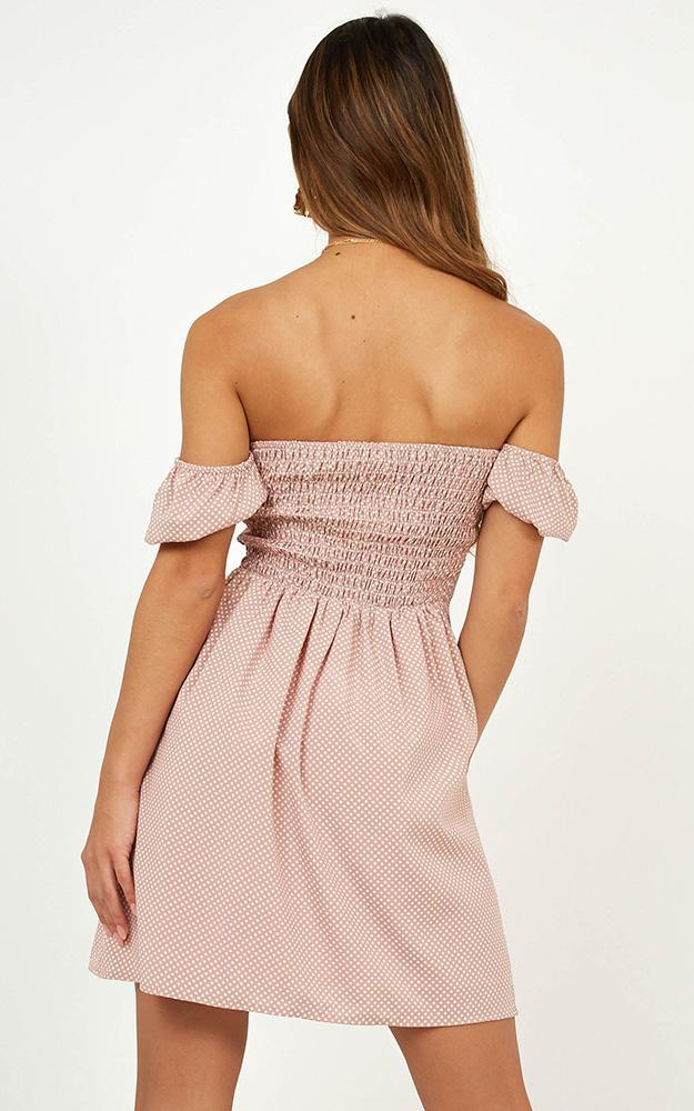 The Sweet Escape in blush spot, Blush, hi-res image number null