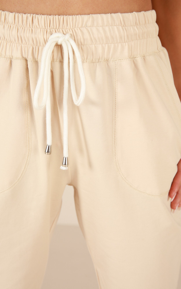 Made For This Pants In Nude - 20 (XXXXL), Beige, hi-res image number null