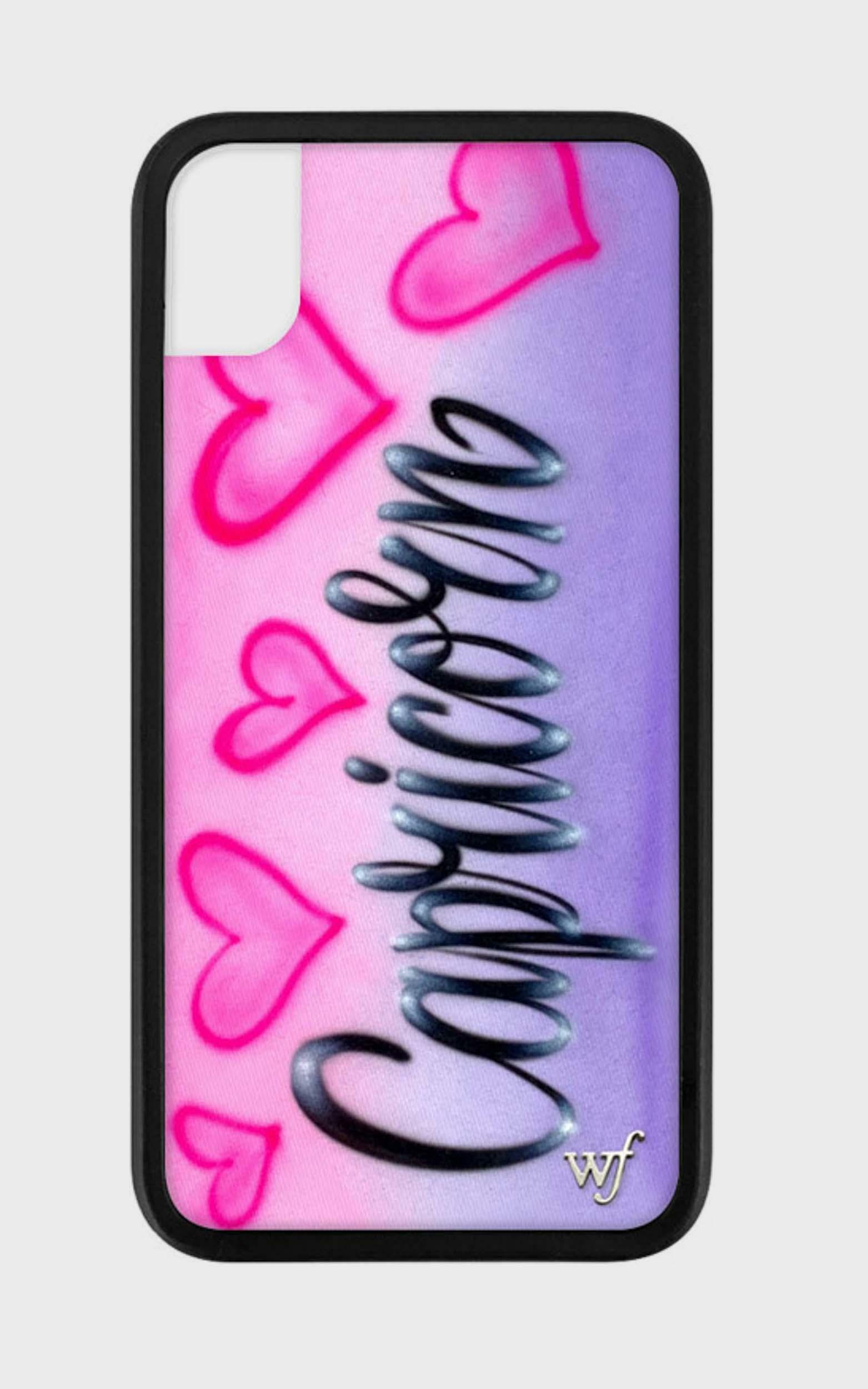 Wildflower - Iphone Case in Capricorn - 8, PRP1, hi-res image number null