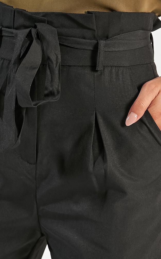 Management Pants in black - 20 (XXXXL), Black, hi-res image number null