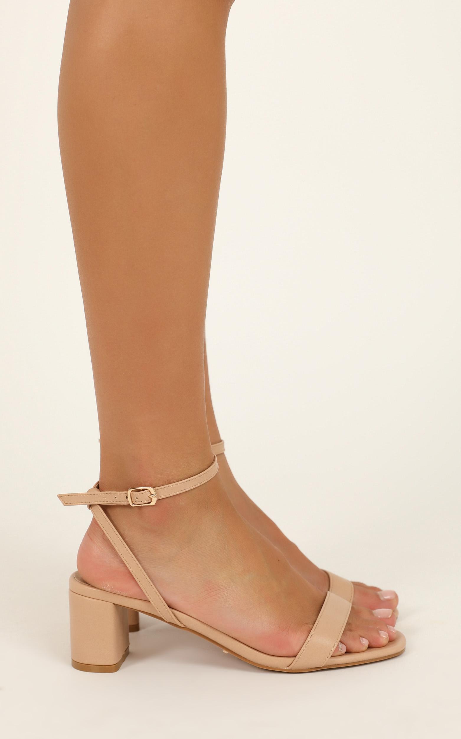 Billini - Zuri Heels in nude - 10, Beige, hi-res image number null