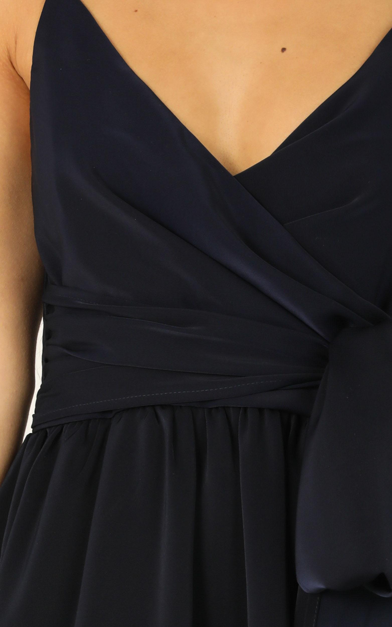 Revolve Around Me dress in navy - 20 (XXXXL), Navy, hi-res image number null