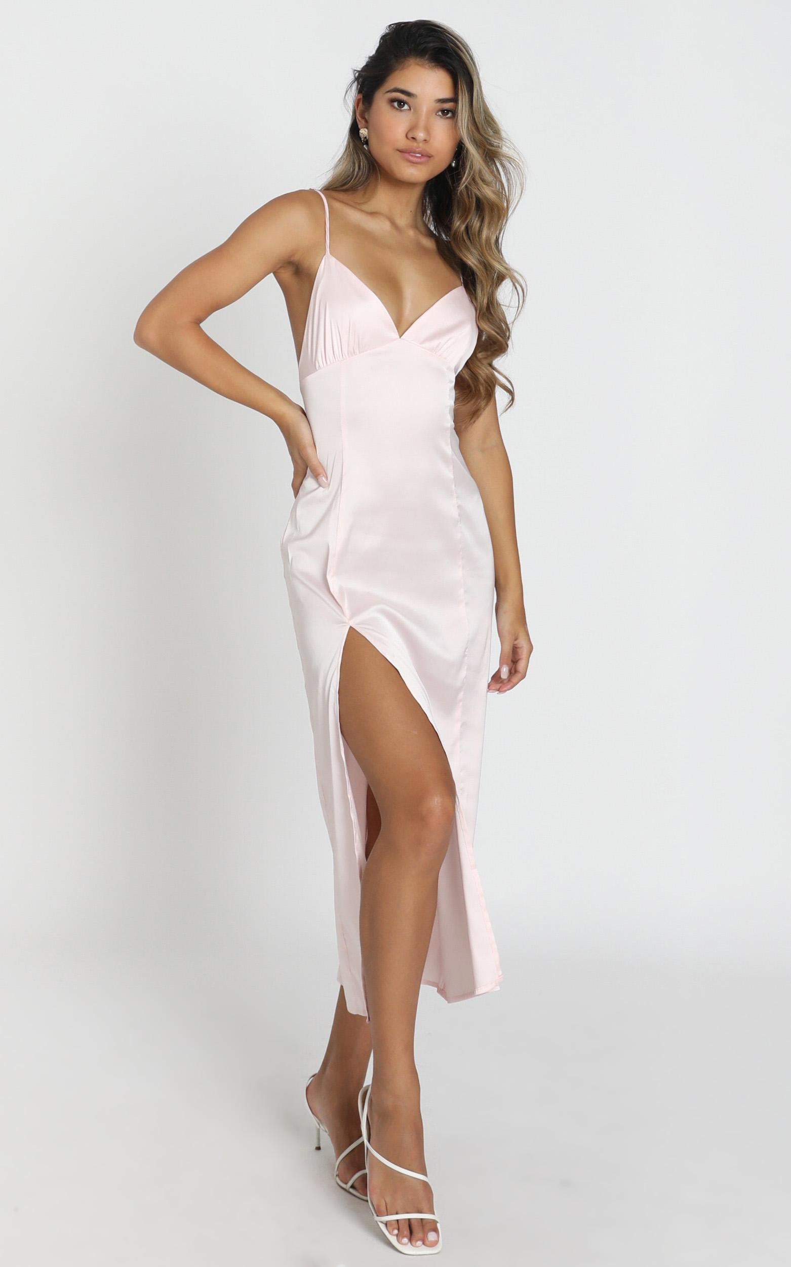Rosalia Dress in peach - 8 (S), PRP4, hi-res image number null