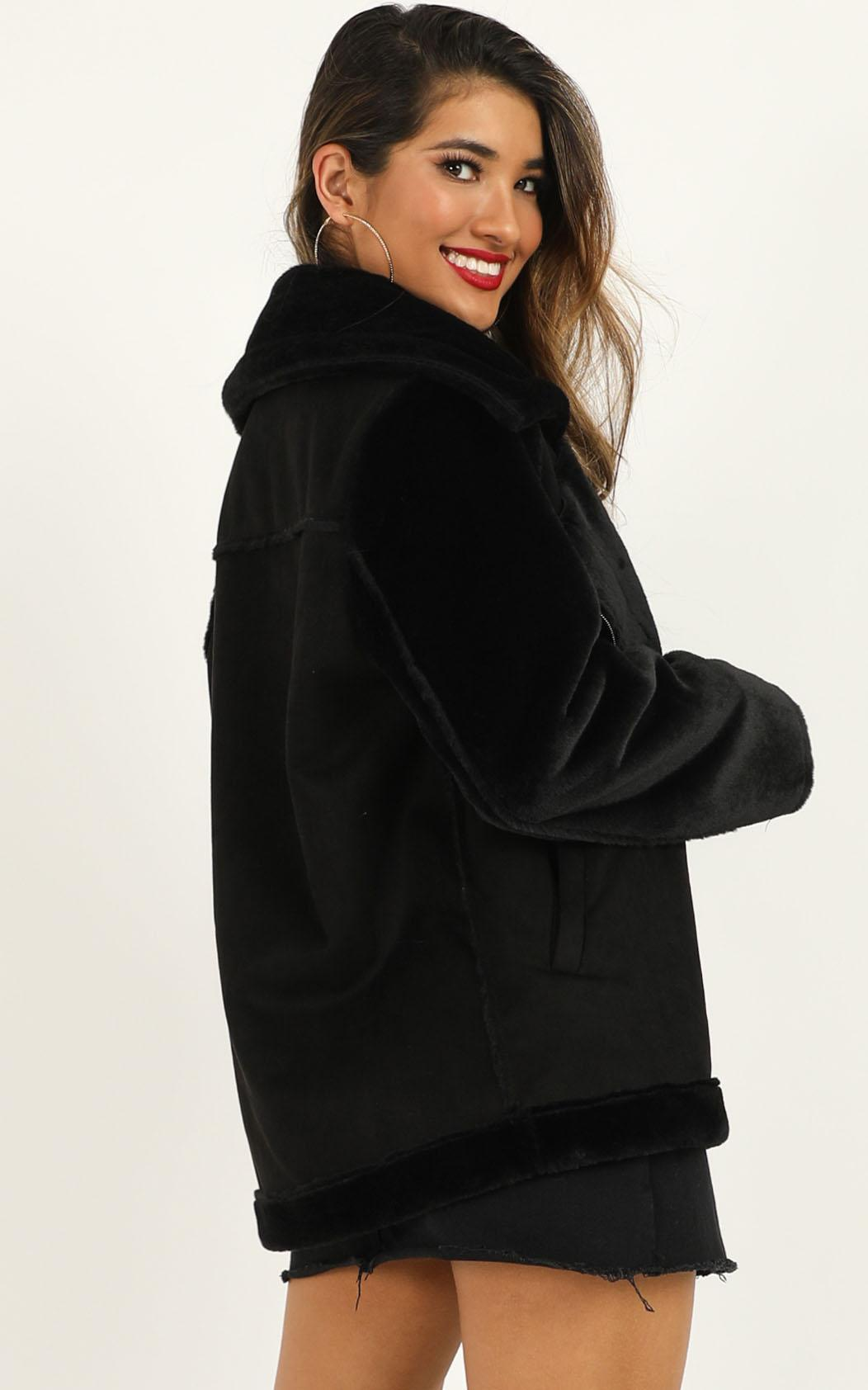 Meaningful Moment Jacket in black - 18 (XXXL), Black, hi-res image number null