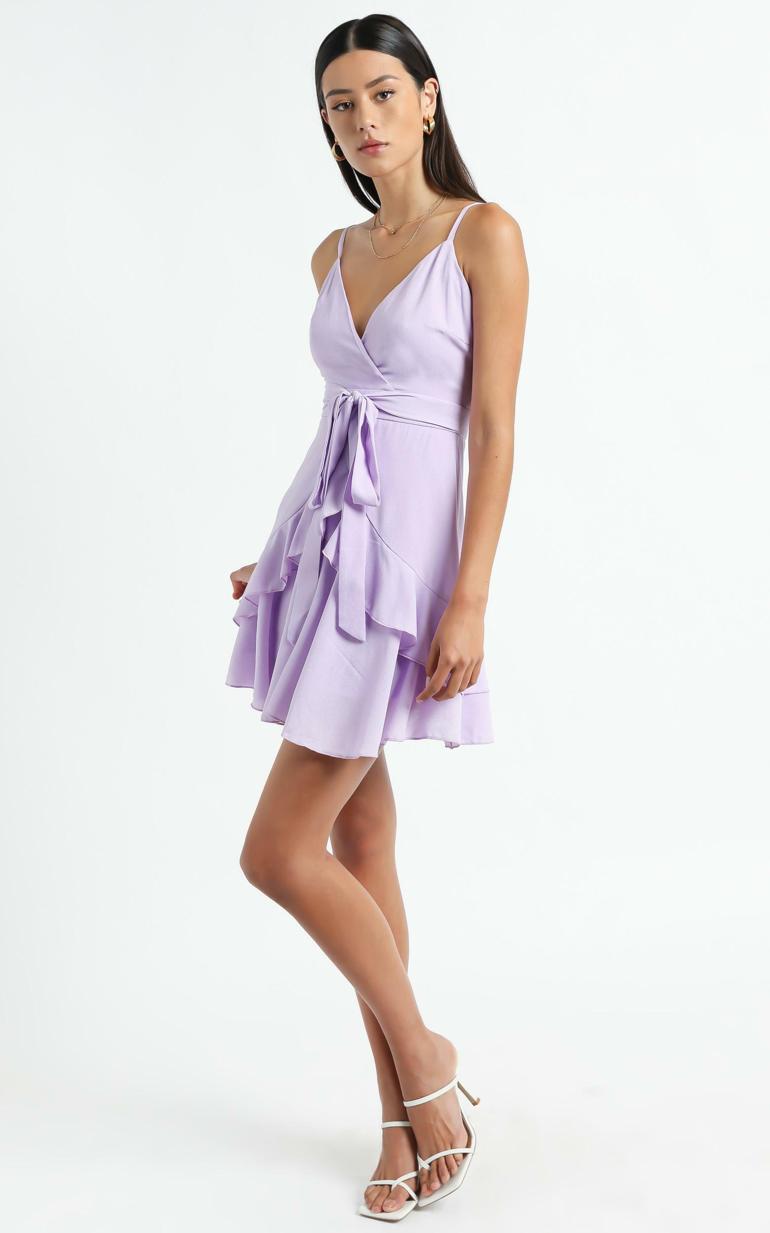 Feels Like Love Dress in Lilac - 6 (XS), PRP3, hi-res image number null