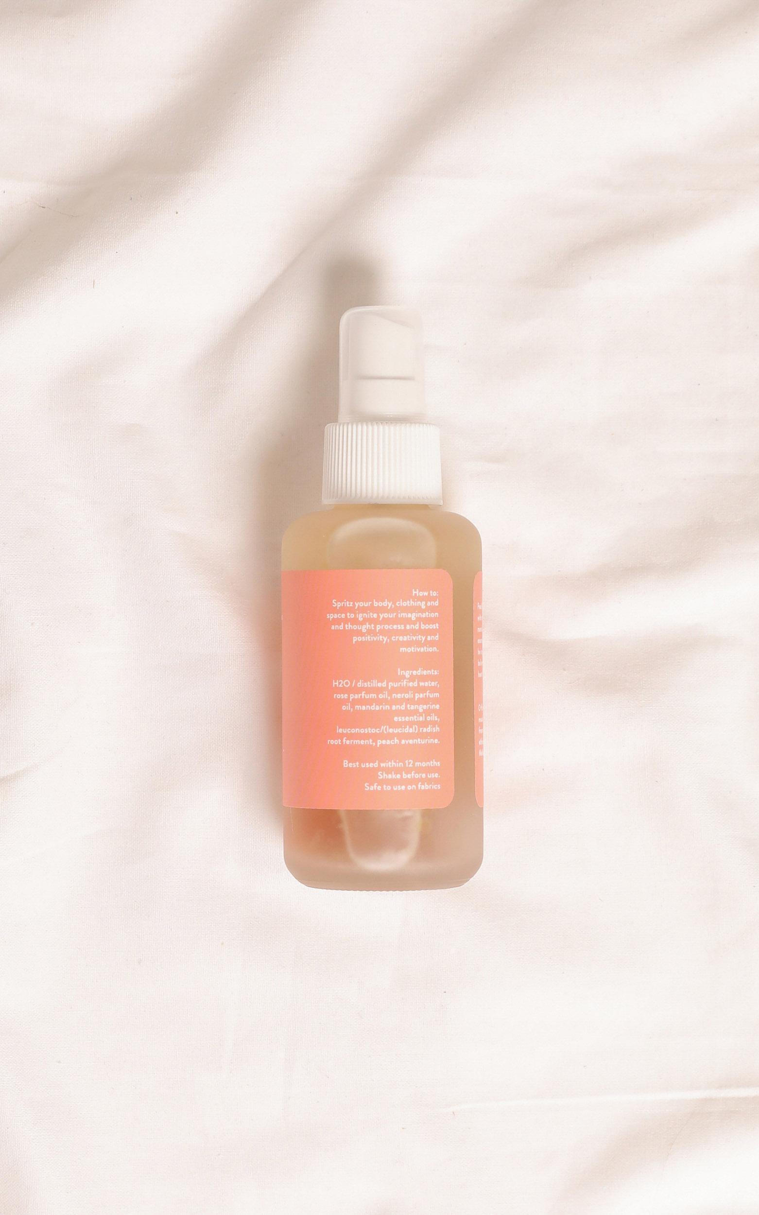 Courtney + Babes - Bloom Mist 100ml, Pink, hi-res image number null