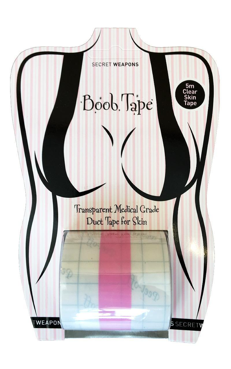 Secret Weapons Boob Tape In Clear, , hi-res image number null