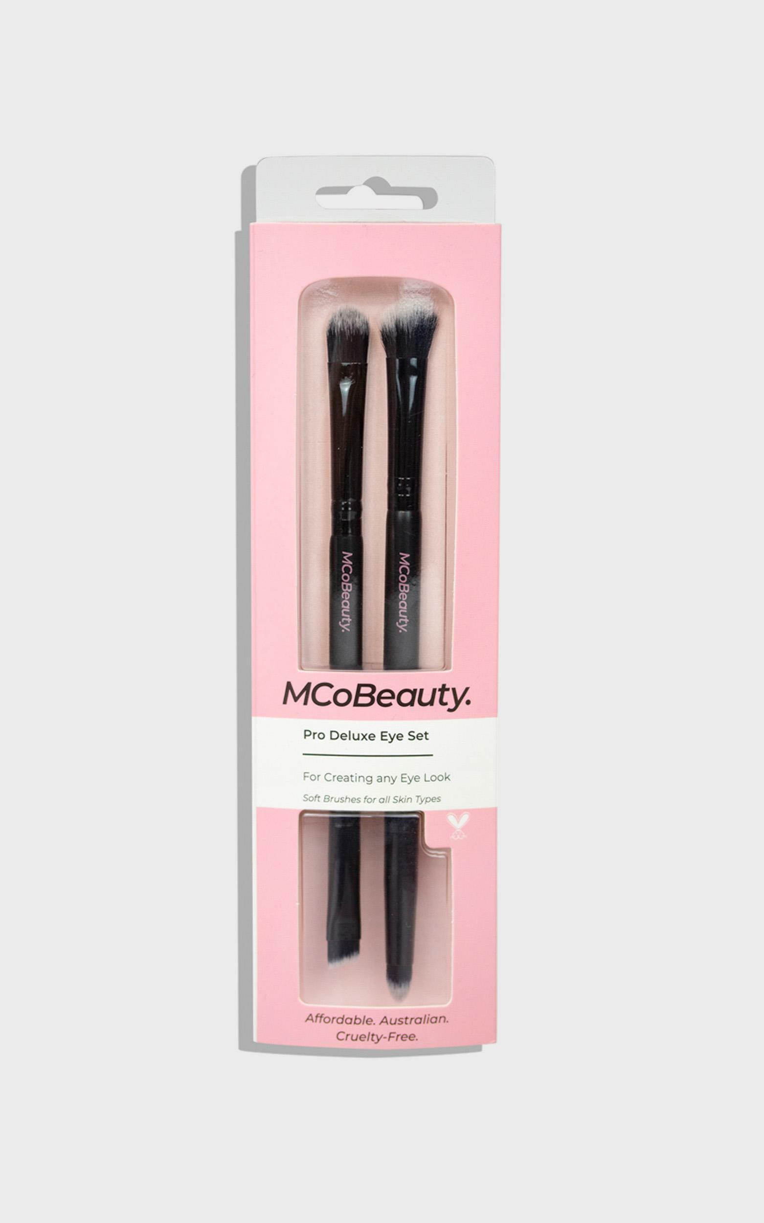 MCoBeauty - Pro Deluxe Eye Set in Black, BLK1, hi-res image number null