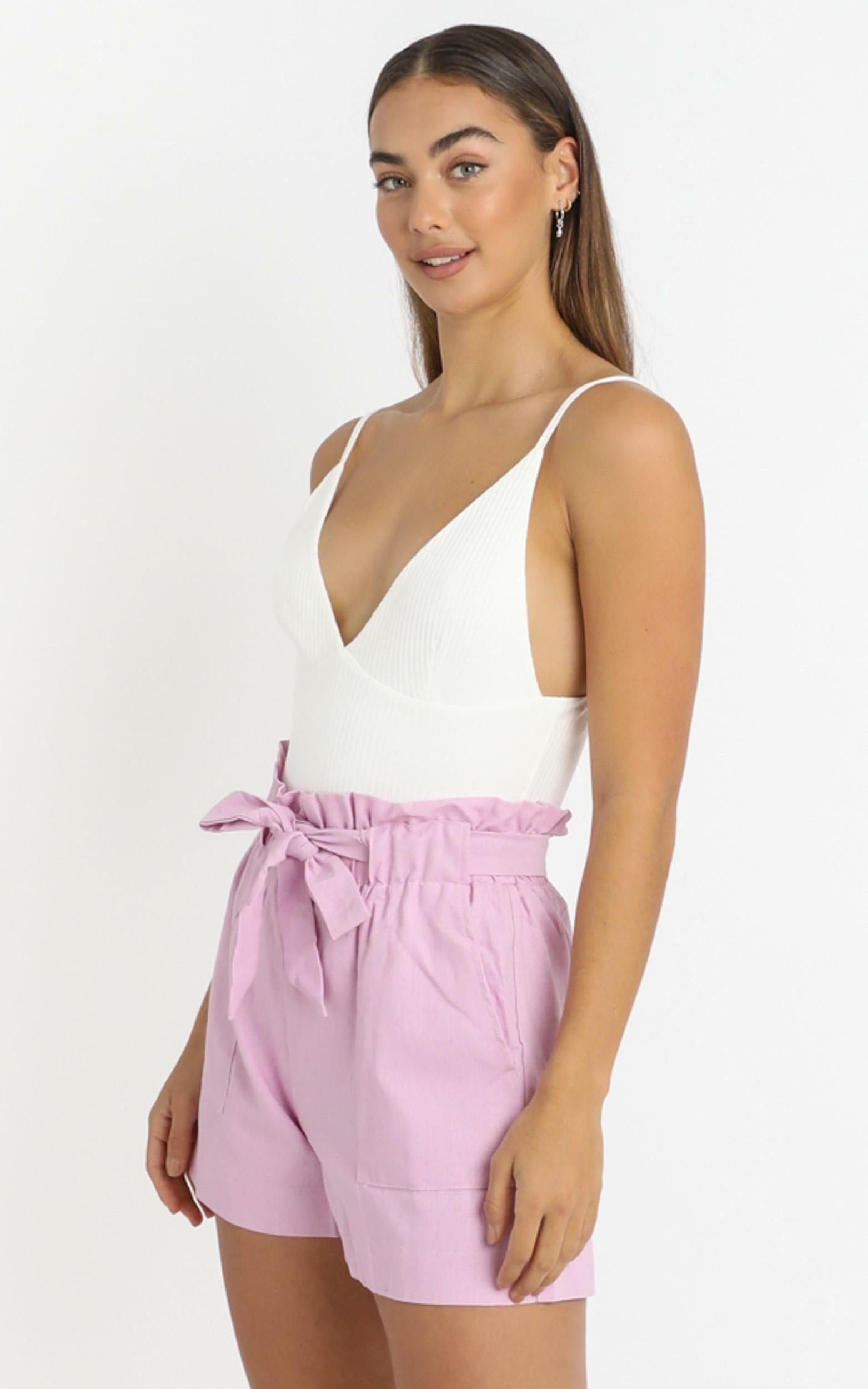 All Rounder Short in lilac - 6 (XS), Pearl, hi-res image number null