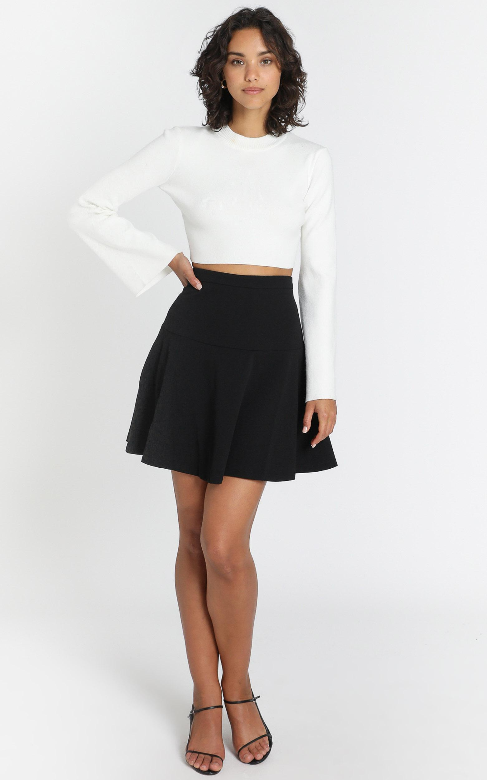Synergy Skirt in black - 6 (XS), BLK1, hi-res image number null