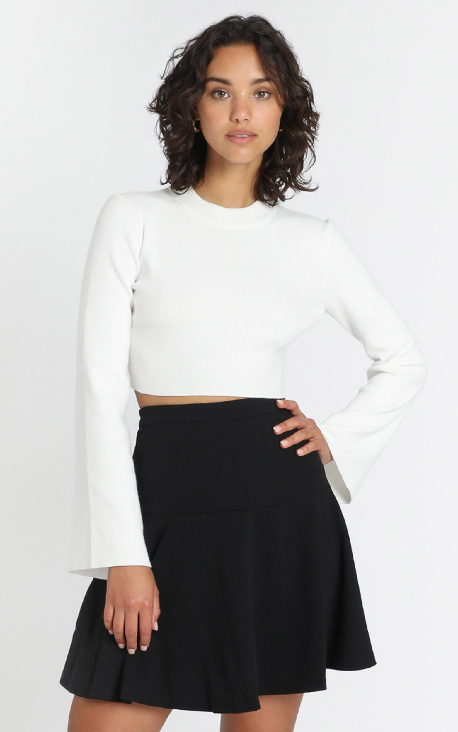 Synergy Skirt in black - 6 (XS), Black, hi-res image number null