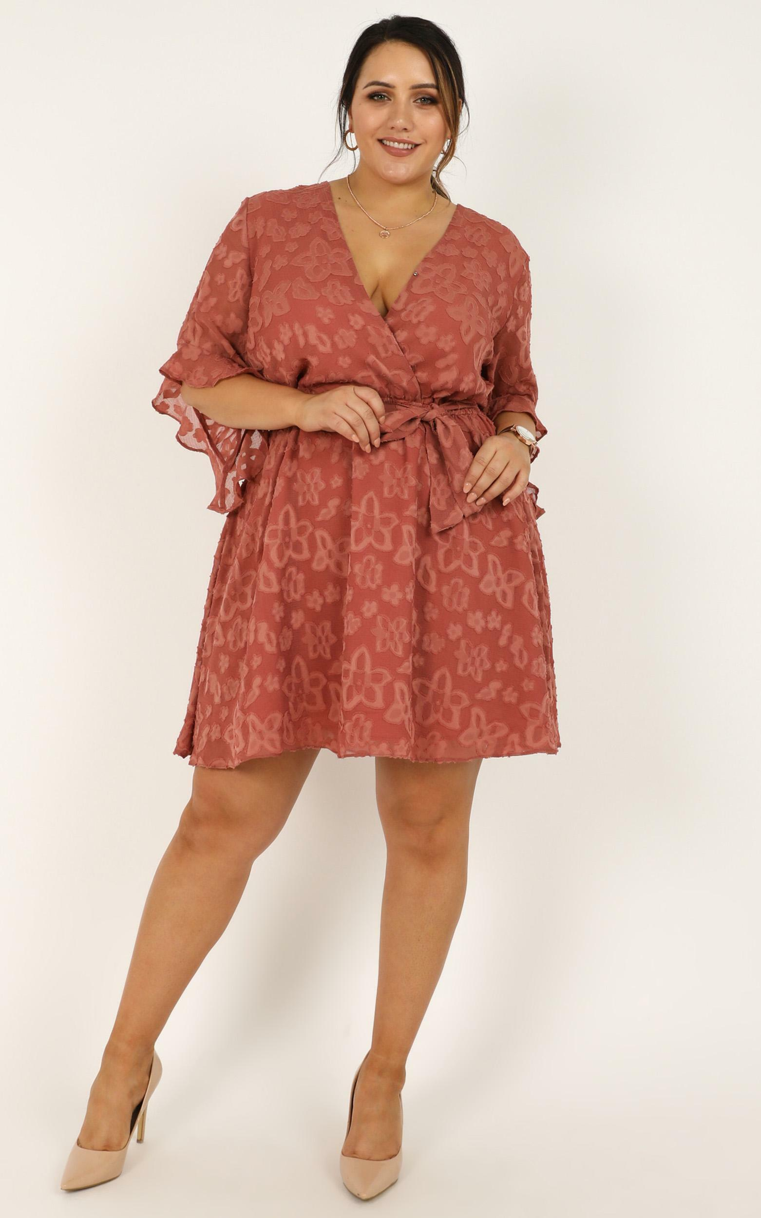 Everyday People Dress In blush - 20 (XXXXL), Blush, hi-res image number null