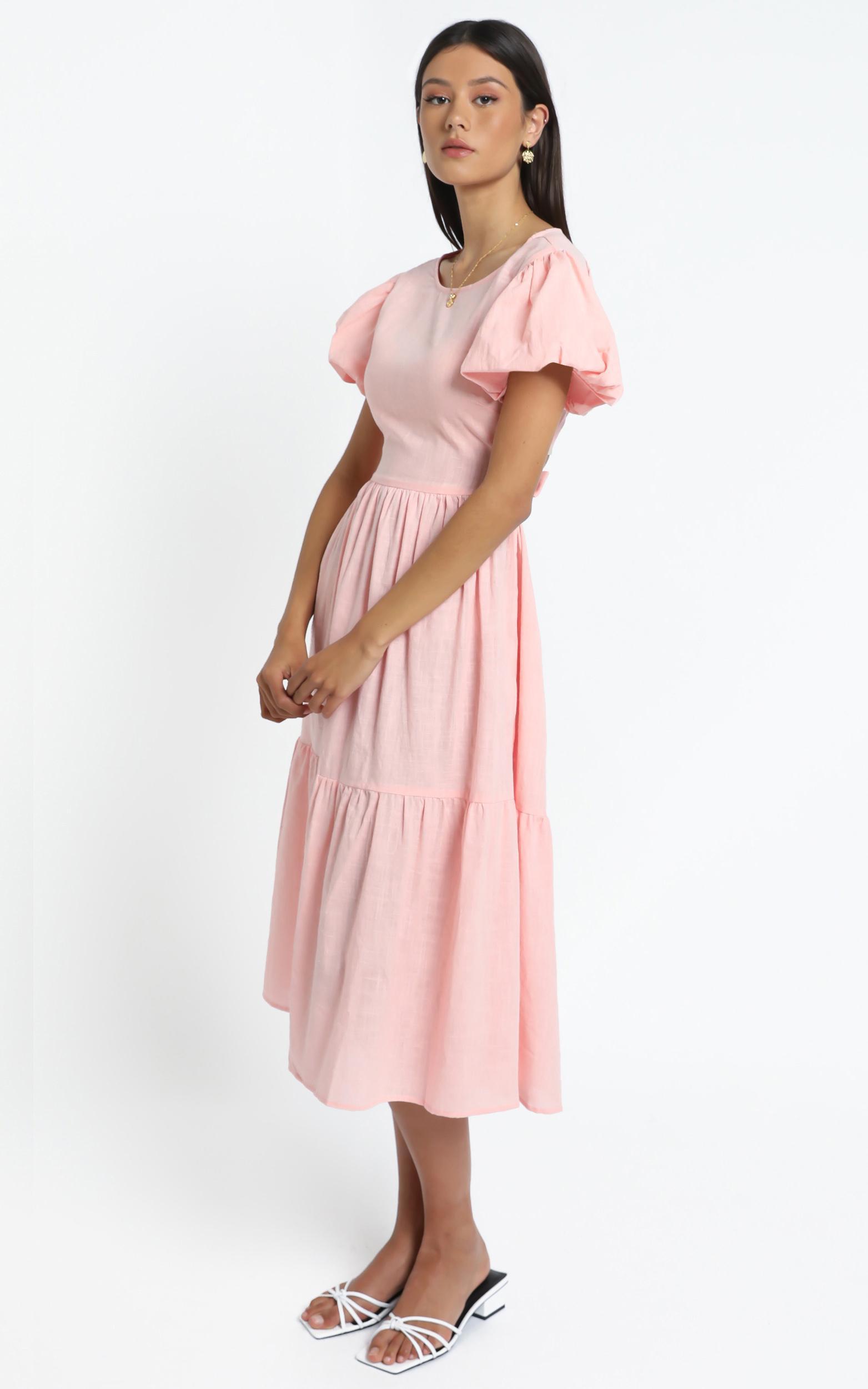 Raelynn Dress in Pink - 14 (XL), Pink, hi-res image number null
