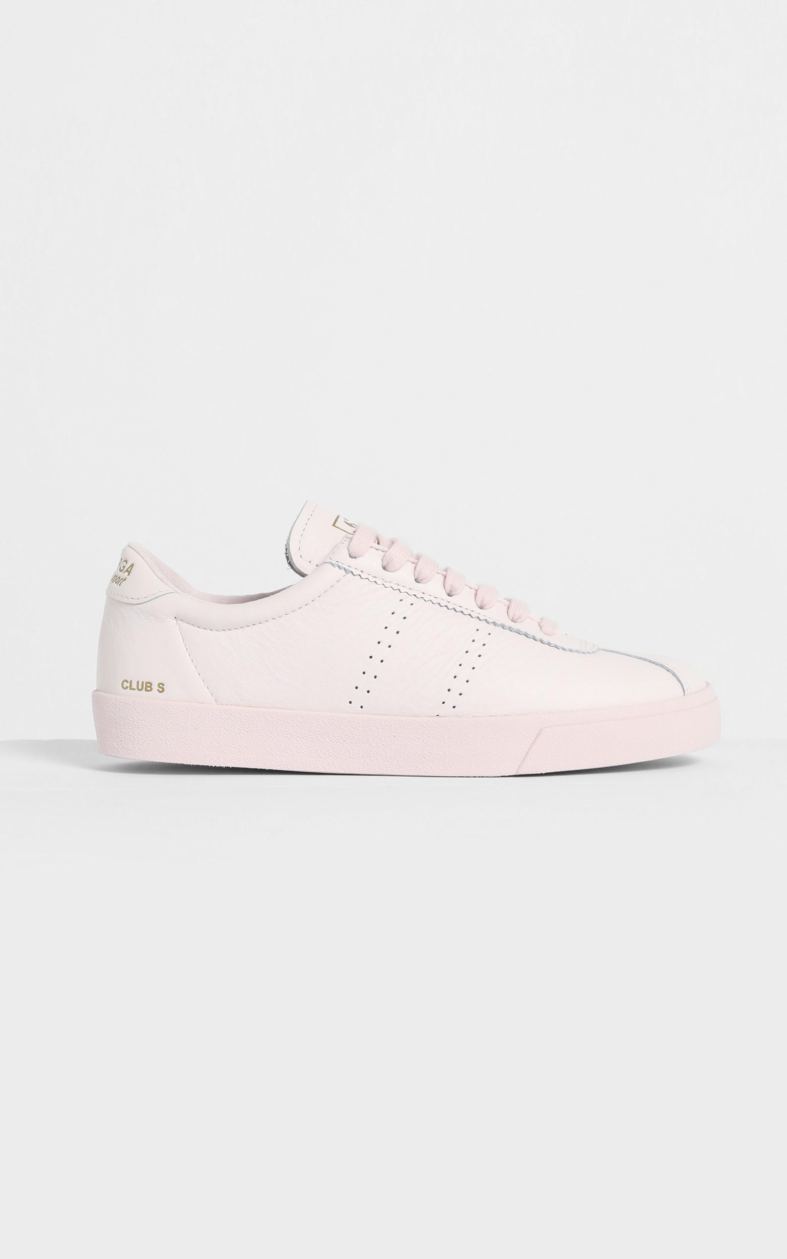 Superga - 2843 ClubS Comfleau Sneaker in pink - 10.5, Pink, hi-res image number null