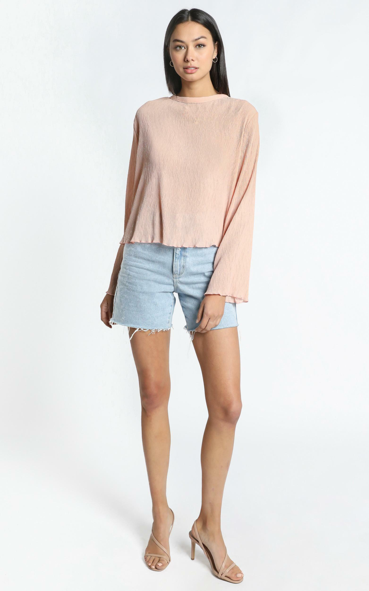 Zya The Label - Marshmellow Top in Pink - 14 (XL), Pink, hi-res image number null